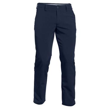 Under Armour Mens Match Play Tapered Pants - Navy