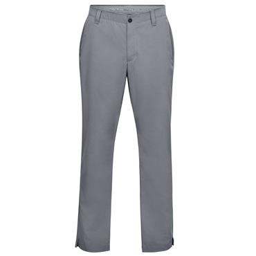 Under Armour Mens Match Play Tapered Pants - Grey