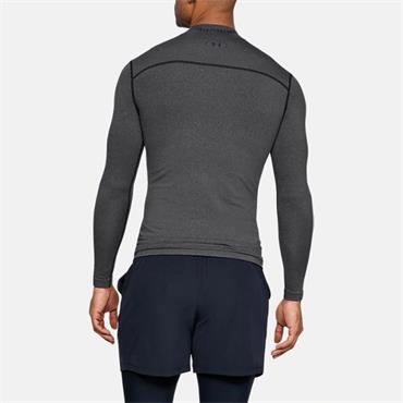 Under Armour Mens Compression Top - Grey