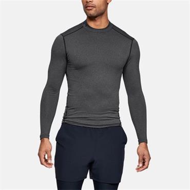 Under Armour Mens Compression Top - Grey