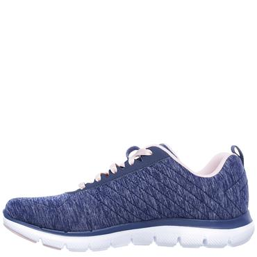 WOMENS FLEX APPEAL 2.0 TRAINERS - NAVY