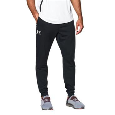 Under Armour Mens Sportstyle Joggers - BLACK