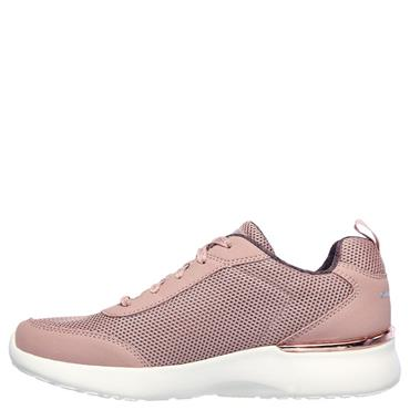 Skechers Womens Dynamight Fash Brake Trainers - Pink