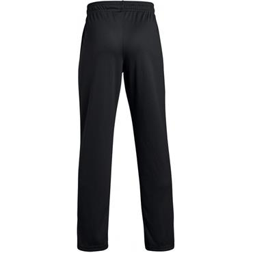 UNDER ARMOUR BOYS TECH PANT - BLACK