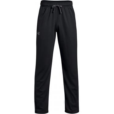 Under Armour Boys Tech Pants - BLACK