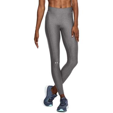 Under Armour Womens Heat Gear Leggings - Grey