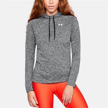 Under Armour Womens Tech Twist Hoodie - Grey