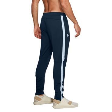 Under Armour Mens Sportstyle Pique Pants - Navy