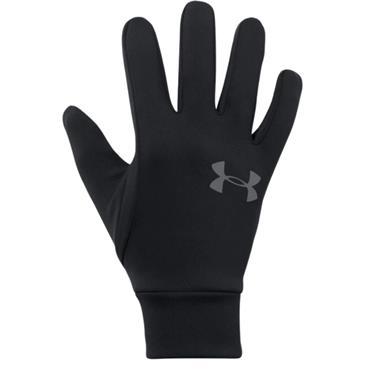 Under Armour Mens Storm Liner Gloves - BLACK