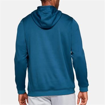 Under Armour Mens Fleece Hoodie - Blue