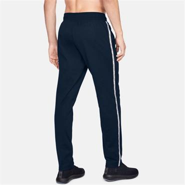 UNDER ARMOUR MENS TRACKSUIT BOTTOMS - BLUE