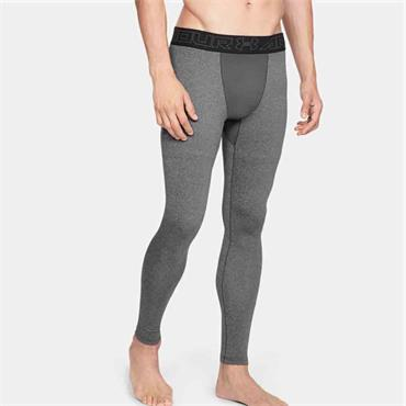Under Armour Mens Cold Gear Leggings - Grey