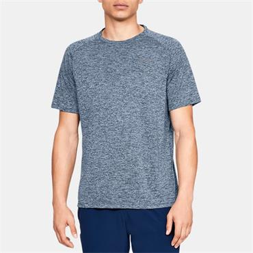 Under Armour Mens Tech 2.0 T-Shirt - Navy