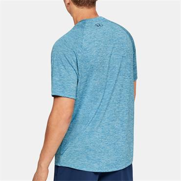 Under Armour Mens Tech 2.0 T-Shirt - Blue