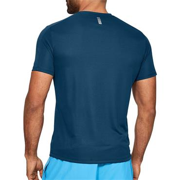 Under Armour Mens Speed Stride Short Sleeve T-Shirt - Blue