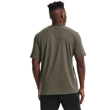 UNDER ARMOUR MENS SPORTSTYLE T-SHIRT - Green