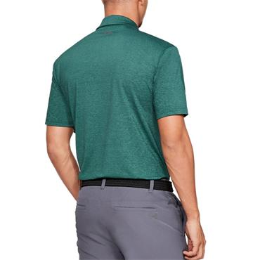 Under Armour Mens Playoff Polo Shirt - Green