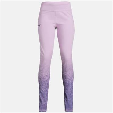 Under Armour Girls Leggings - Purple