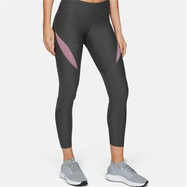 Under Armour Womens Vanish Ankle Crop Leggings - Grey