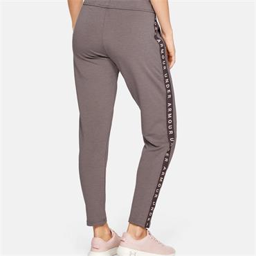 Under Armour Womens Featherweight Pants - Grey/Pink