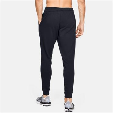 Under Armour Mens Sportstyle Terry Jogger - BLACK
