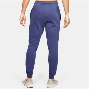 Under Armour Mens Sportsytle Terry Pants - Navy