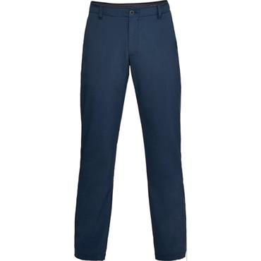 Under Armour Mens Performance Tapered Pants - Navy