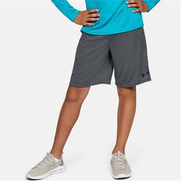 Under Armour Boys Wordmark Shorts - Grey