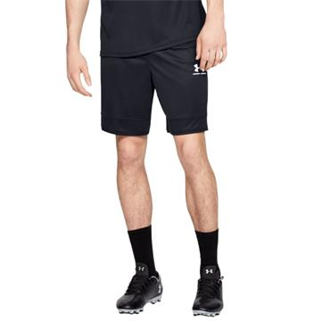 Under Armour Mens Challenger III Knit Shorts - BLACK