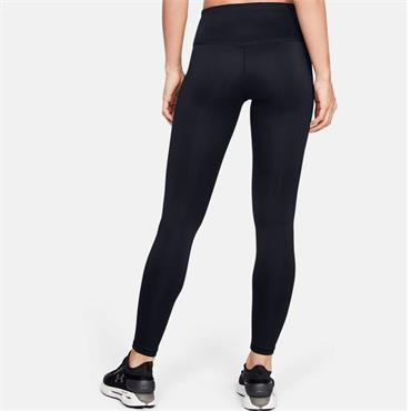 Under Armour Womens Cold Gear Leggings - BLACK