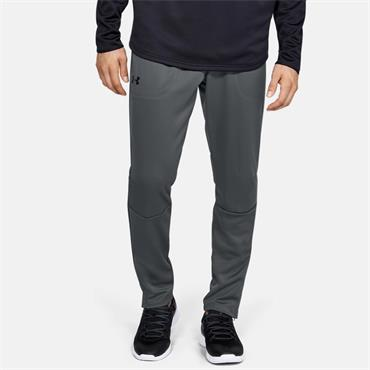 Under Armour Mens MK1 Warm Up Bottoms - Grey