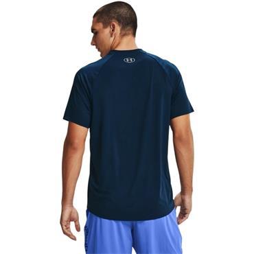 Under Armour Mens Tech 2.0 SS T-Shirt - Navy