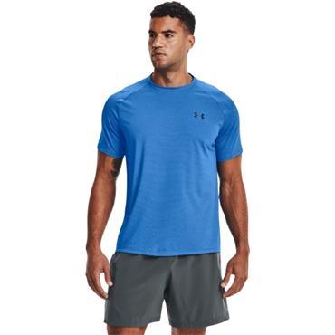 Under Armour Mens Tech 2.0 SS T-Shirt - BLUE