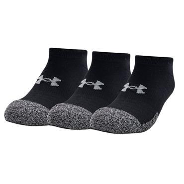 Under Armour Mens Heatgear Socks - BLACK