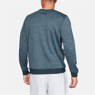 Under Armour Mens Crewneck Sweater - Blue