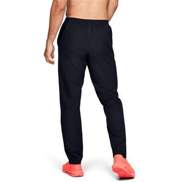 Under Armour Mens Woven Pants - BLACK