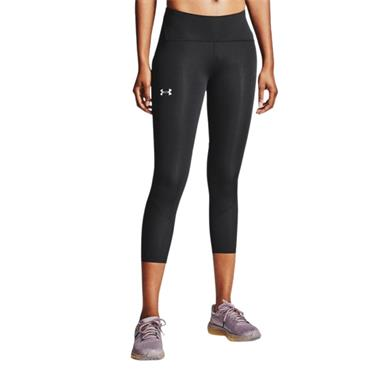 Under Armour Womens Fly Fast 2.0 Leggings - BLACK