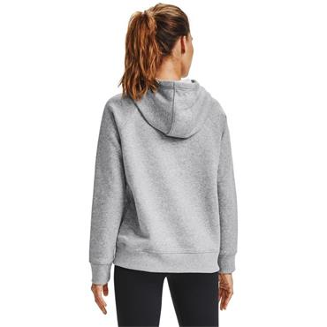 Under Armour Womens Rival Fleece Hoodie - Grey