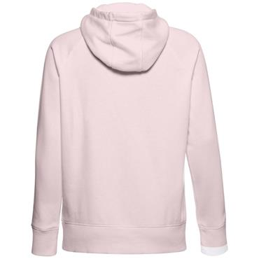 Under Armour Womens Rival Fleece Hoodie - Pink