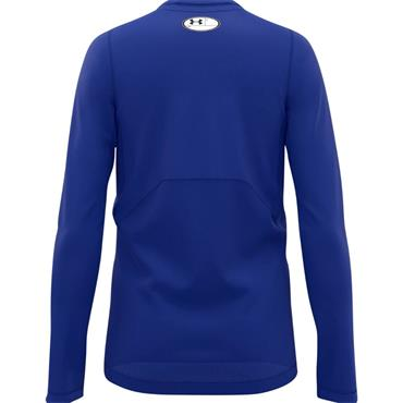 Under Armour Kids Cold Gear Armour Tshirt - BLUE