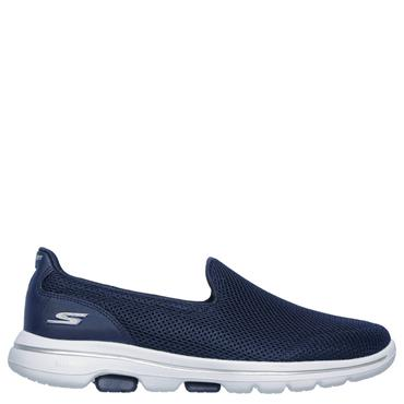 Skechers Womens Go Walk 5 Trainers - Navy