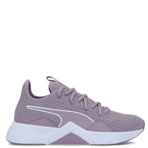 d150828e584 Puma Womens Incite Trainers - Purple