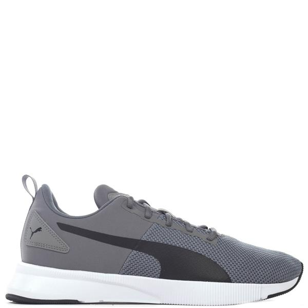 35a53c6a427 PUMA MENS FLYER RUNNER - GREY BLACK