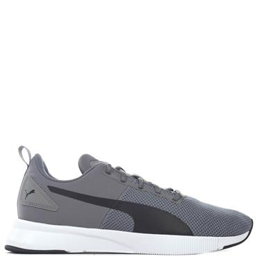 PUMA Mens Flyer Runners - Grey/Black