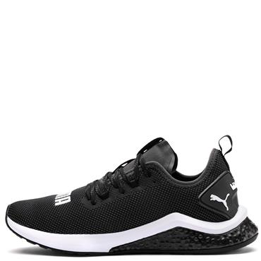 PUMA Mens Hybrid NX Runners - Black