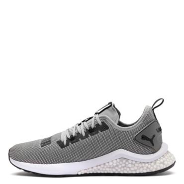 PUMA Mens Hybrid NX Runners - Grey/Black