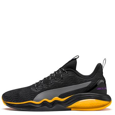 PUMA Mens Lqdcell Tension Rave Trainers - BLACK