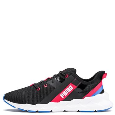 PUMA Womens Weave XT Shift Q4 Trainers - BLACK