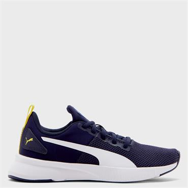Puma Junior Flyer Runner - Navy