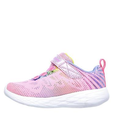Skechers Girl's Go Run 600 Trainers - Pink
